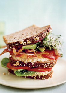 Hudson Valley Club Sandwich