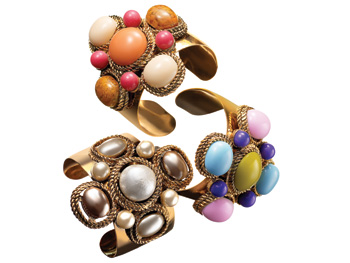 Rachel Leigh cuff bracelets