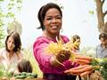 Oprah at the farmer's market