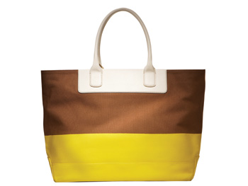 DKNY Active brown tote