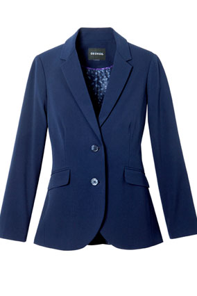 George Navy Blazer