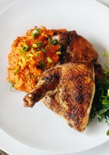 Ancho-Chili-and-Porcini-Rubbed Chicken