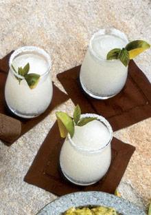 J & J's Favorite Frozen Margaritas