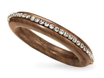 Rosena Sammi wooden bracelet