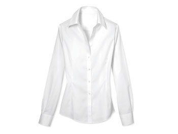 Brooks Brothers white shirt