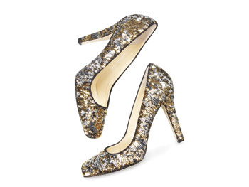 Kate Spade sparkly heels