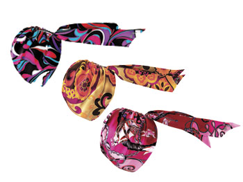 L. Erickson USA headscarves