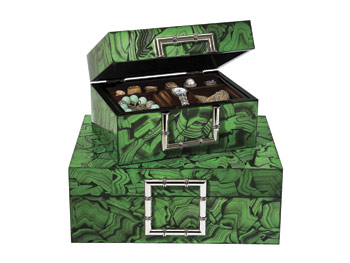 Global Views Jewelry Box