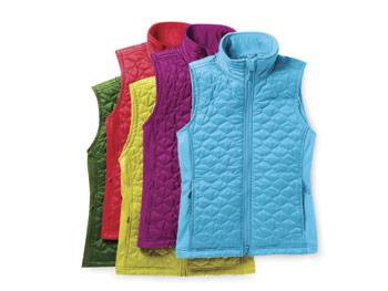 LL Bean vests