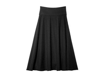 Lauren by Ralph Lauren black skirt
