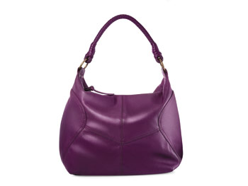 Old Navy purple bag
