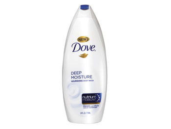Dove Body Wash with NutriumMoisture