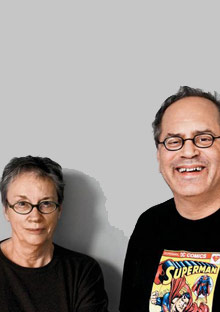 Michael Silverblatt and Annie Proulx