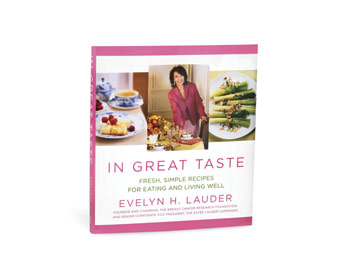 In Great Taste by Evelyn H Lauder