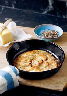 A Potato Dish for Julia
