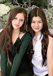 Emily Matson and Julianne Goldmark