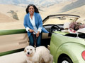 Oprah and Luke, October O Magazine cover