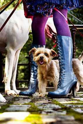 Donald J Pliner boots
