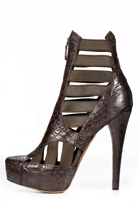 Donna Karan boot