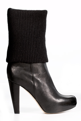 Loeffler Randall midcalf boot