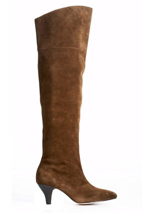 Cynthia Vincent over the knee boot