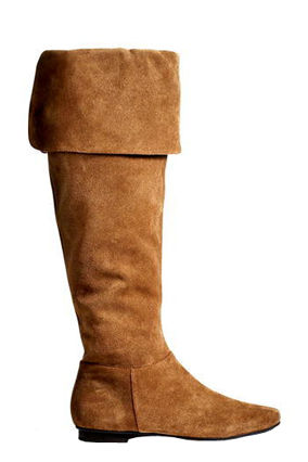Calvin Klein over-the-knee boots