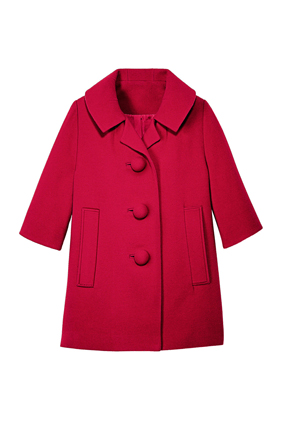 Newport News swing coat