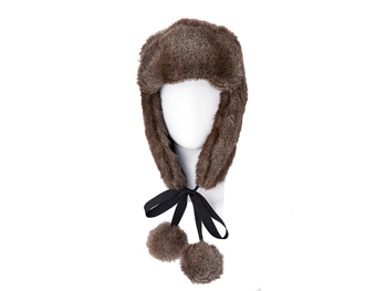 Hat Attack faux fur trapper hat