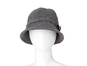 Merona tweed bucket hat