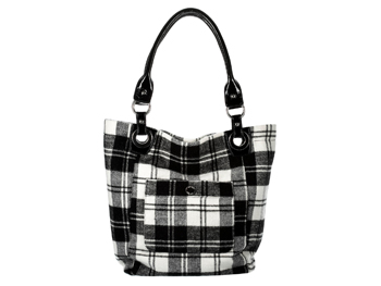 Nine West plaid bag