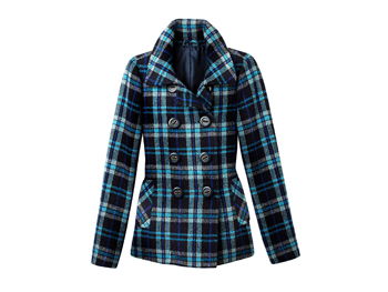 Aeropostale wool coat