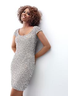 Kenisha Johnson in O, the Oprah Magazine