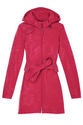 Lole red coat
