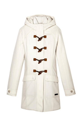 Merrell white coat
