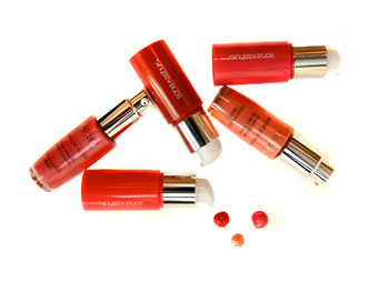 Sonia Kashuk Super Sheer Liquid Tint and By Terry Rose de Rose