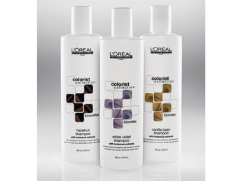L'Oreal Colorist Collection
