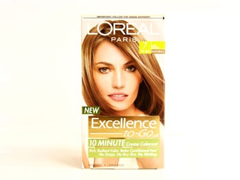 L'Oreal Paris Excellence-To-Go hair dye