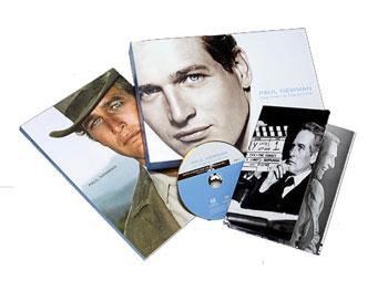 Paul Newman DVDs