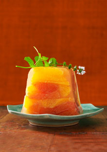 Blood Orange Terrine