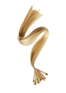 Hair extension strands