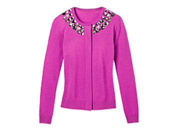 Tory Burch Pink sweater