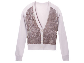 J Crew Sequin Sweater
