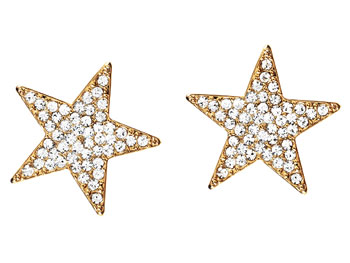 SohoHearts Star earrings