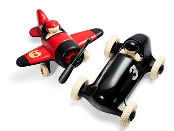 Playforever vintage-inspired toys