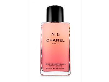Chanel No. 5 Essential Bath Oils