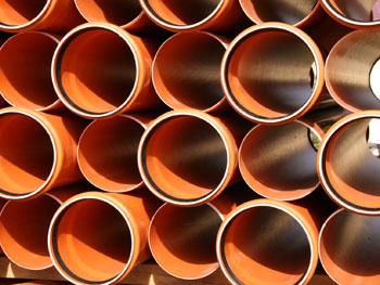 PVC plastic tubes