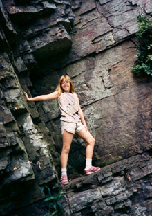 Jess Zimmerman, age 9
