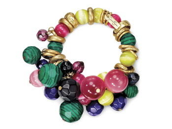Jessica Simpson Collection bauble bracelet