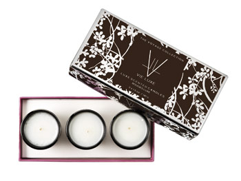 Vie Luxe Travel candles