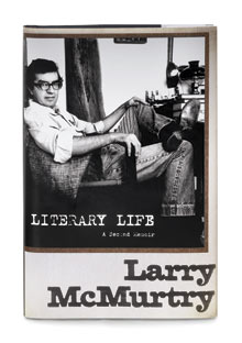Literary Life by Larry McMurtry